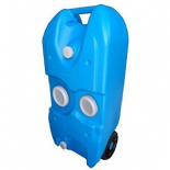 40 Ltr Aqua Pro Water Container Blue